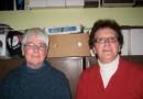 Madeline Jenny (left) and Perkins Jackie Quaker