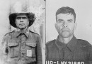 L: Private Frederick Beale in POW camp uniform. R: Private George Beale in Army uniform. Images courtesy Jenny Beale and the Australian War Memorial.